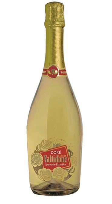 """""""Valtidone Dorè"""" Spumante Extra dry"""