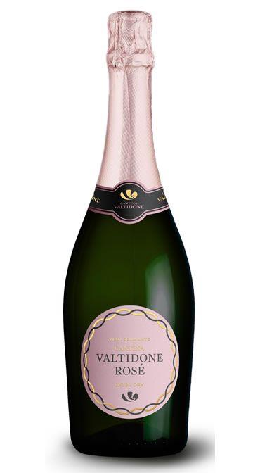 """""""Valtidone Rosè"""" Spumante Extra Dry"""