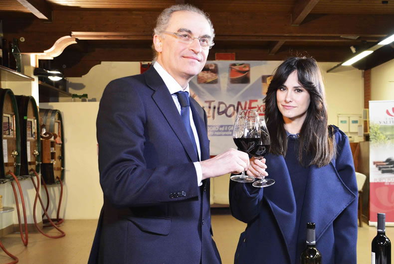 Bollo Rosso al Vinitaly and the City