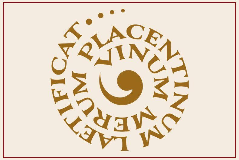 vinum merum placentinum laetificat