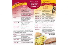 Picchio Rosso, Pronto Il Programma 2016