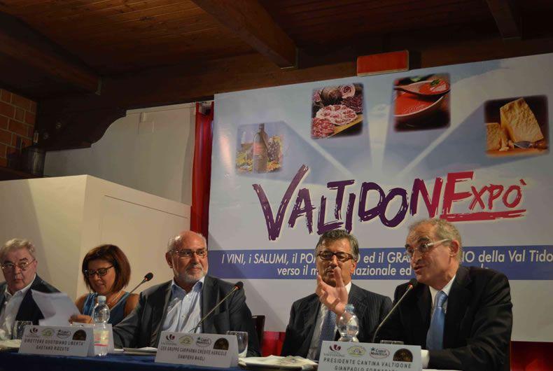 """""""I territori devono fare sistema, ValtidonExpò va in questa direzione"""""""