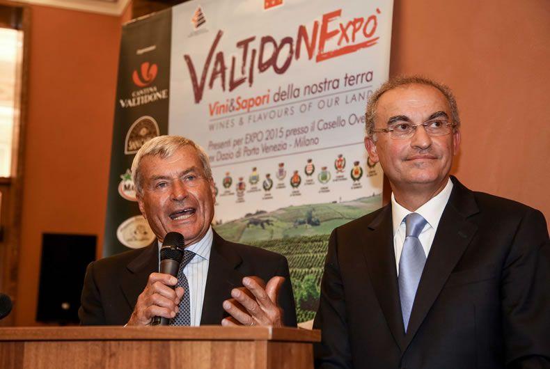 ValtidonExpò,  serata di gala a Milano