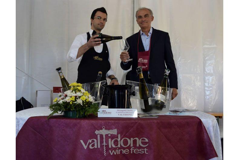 Presidente presso Valtidone Wine Fest