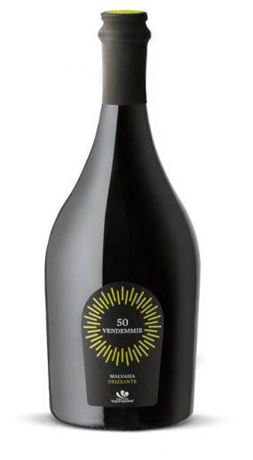 Foto Bottiglia Vino 50 Vendemmie Malvasia Frizzante