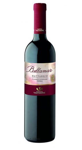 vino rosso fermo gutturnio classico superiore val tidone bellamar 285x518