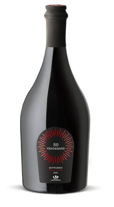 vino rosso frizzante gutturnio val tidone 50 vendemmie