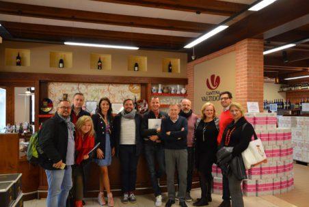 Buyer E Giornalisti Polacchi In Visita In Cantina