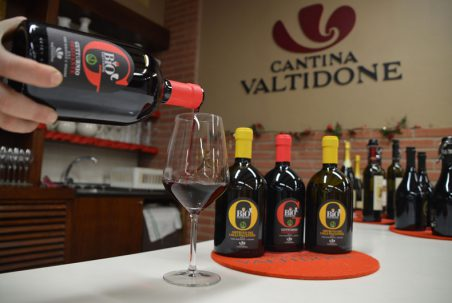 Cantina Valtidone All'Extraordinary Food And Wine A Venezia