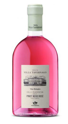 Villa Tavernago, Vino Pinot Nero Rosè