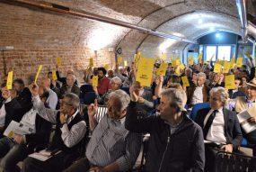 Votazione Bilancio Assemblea Soci Cantina Valtidone