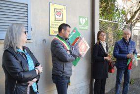 Un Nuovo Defibrillatore Donato A Vicomarino