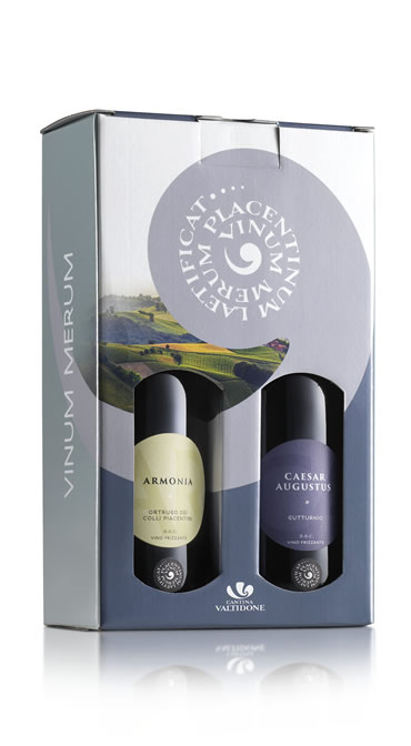 Confezione Regalo 926 Vinum Merum  2 Bottiglie