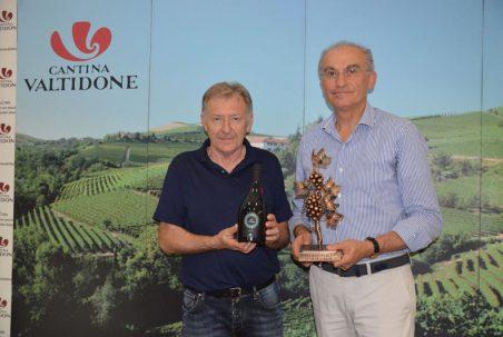 Premio Qualità Italia 2019; Il Malvasia 50 Vendemmie Fermo Miglior Vino Bianco Doc
