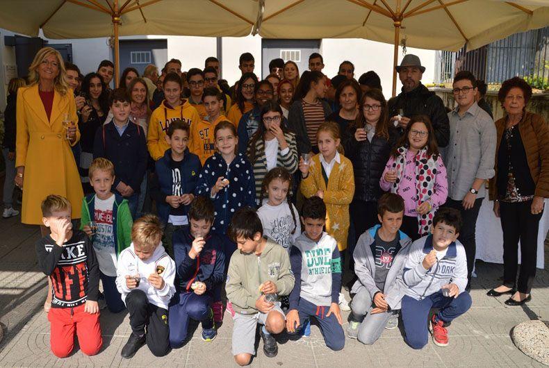A Pianello i finalisti del concorso per le scuole