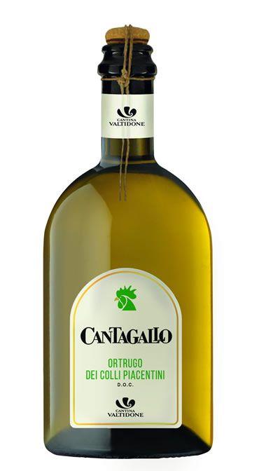 Cantagallo Ortrugo Dei Colli Piacentini Frizz. Doc Legatura Spago